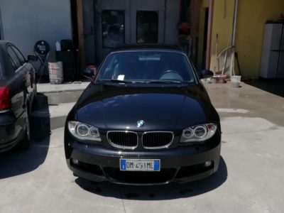 vendo BMW 123D Coupe M sport nera